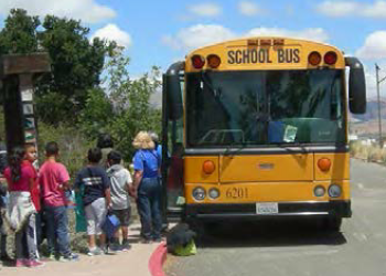 Donations for Blue Goose School Bus Transportation Fund