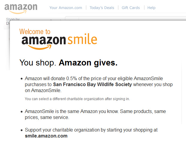 San Francisco Bay Wildlife Society Donation Form